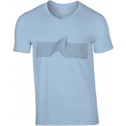 "sky blue shirt ""jabali wave"""