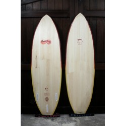 wild thing shortboard 5.11'