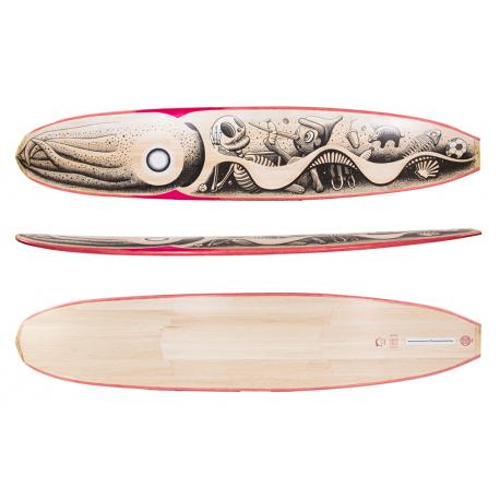 BeastlieBoard longboard 9.5'